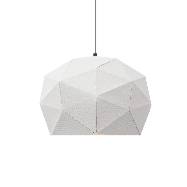 Dot Dash Translucent Pendant by Erich Ginder Studio.
