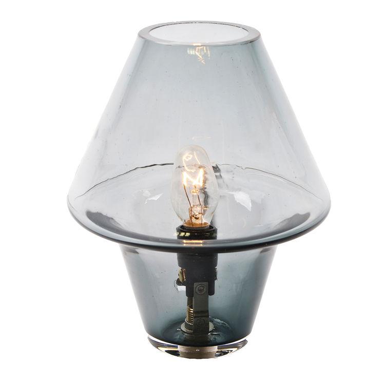 Modern clear lamp.
