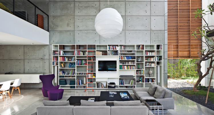 Haifa house interior