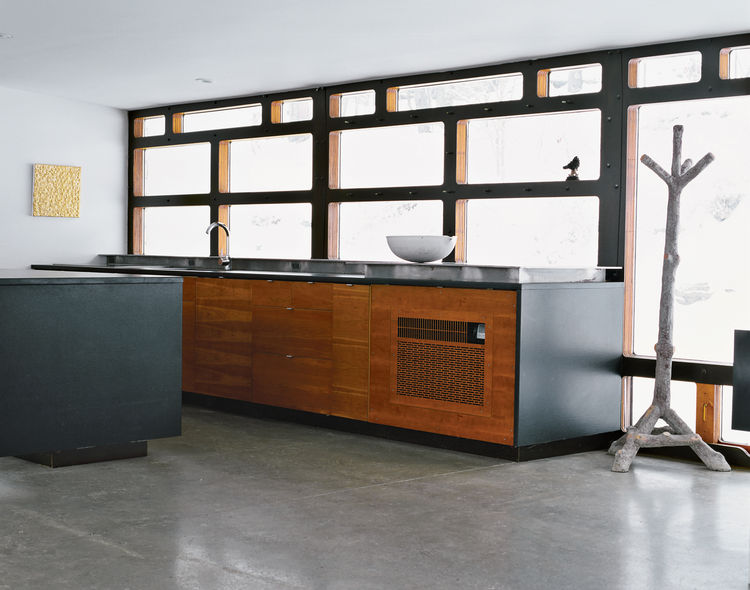 Wooten interior kitchen