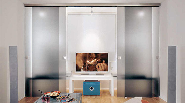 C-Series Interior Glass Doors