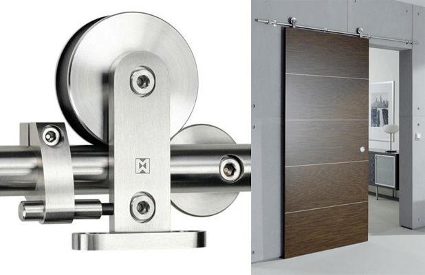 Stainless Steal Sliding Door Hardware - Supra