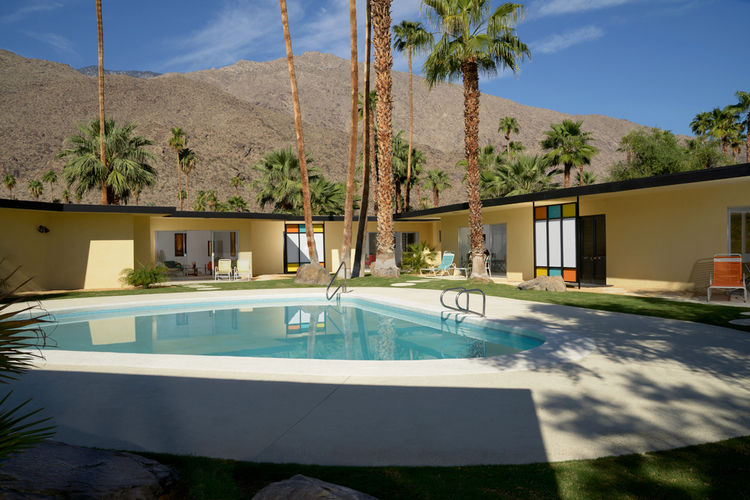 Exterior The Fontenell Palm Springs