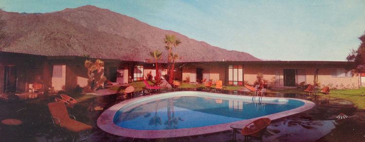 The Fontenell Palm Springs 1958