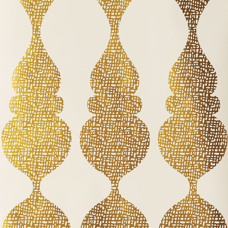 Wallpaper design by Karla Pruitt