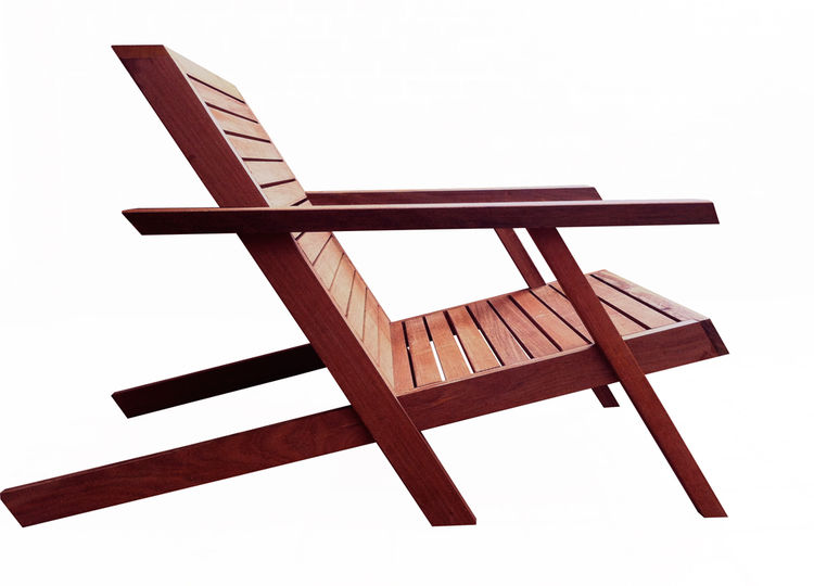 Adirondack chair by EndGrain