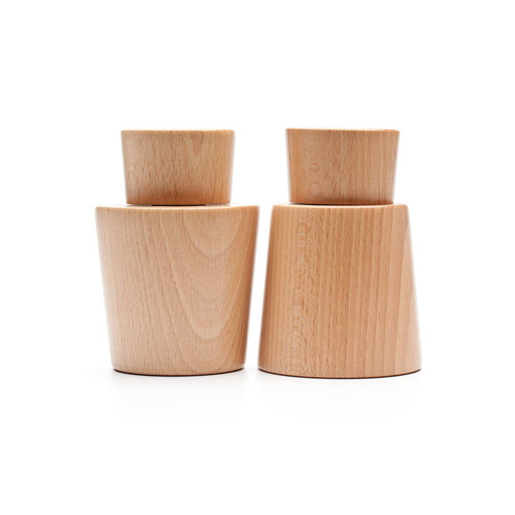 Avva Salt & Pepper Shakers by Teroforma