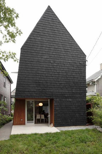 Birdhouse in Buffalo, New York