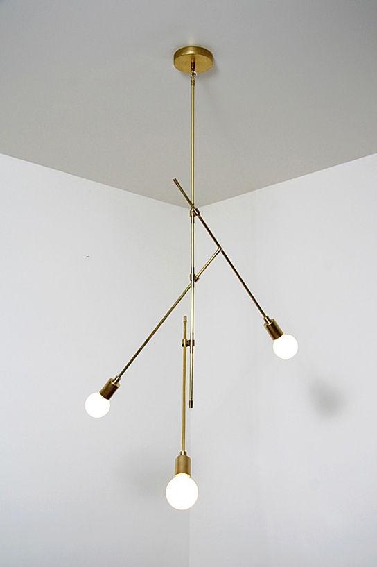 Peak lighting fixture by Raymond Barberousse