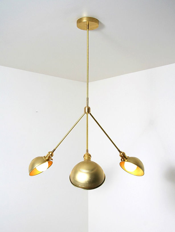 My 3 Suns lighting fixture by Rayond Barberousse