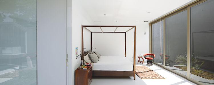 Casa serpiente interior bedroom