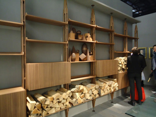 Cassina booth at Salone 2013