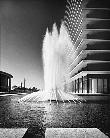 Department of water power building corner