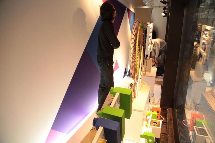littleBits by Ayah Bdeir MoMA Design Store Window