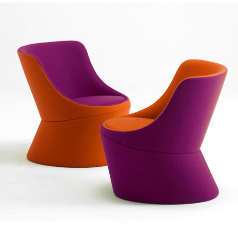 Didi chair by busk + hertzog.
