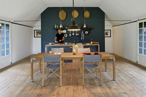 Truedatorp interior kitchen area