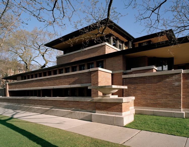 Robie House in Chicago, Illinois