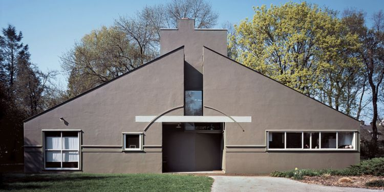 Vanna Venturi House in Philadelphia, Pennsylvania