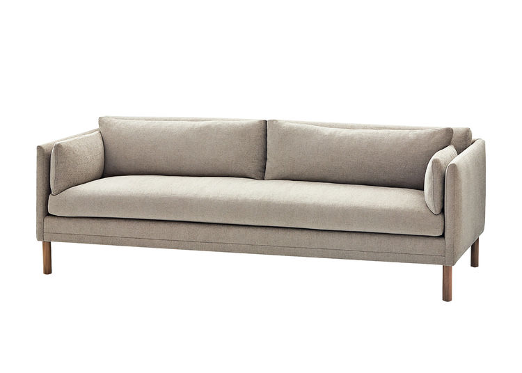 Narrow Arm sofa by Calvin Klein Curator Collection