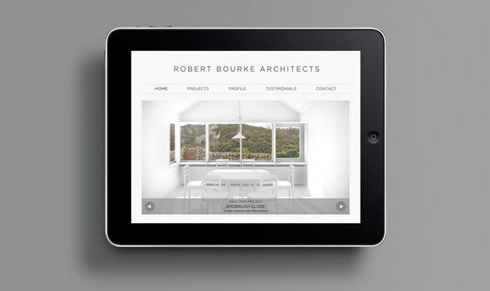Website design for RBA by TATABI Studio