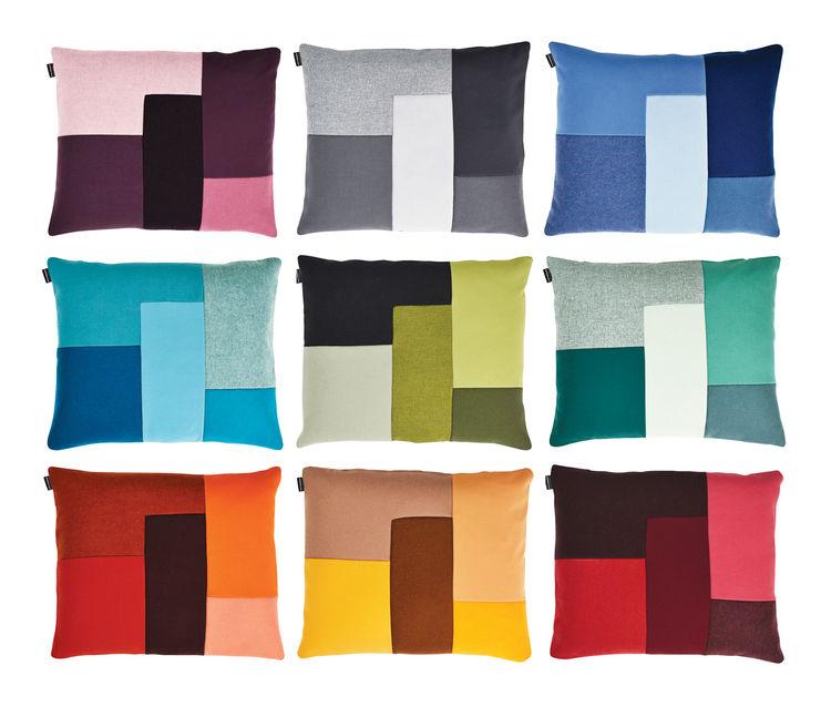 Brick cushions at Normann Copenhagen at A+R