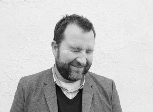 Designer Michael Sodeau portrait