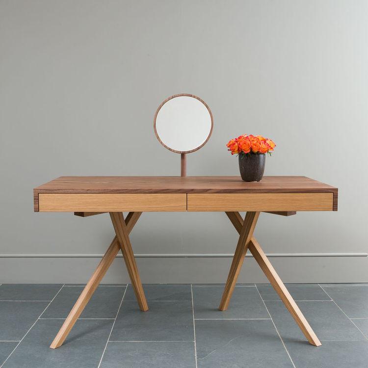 Legs Crossed Desk by Steuart Padwick