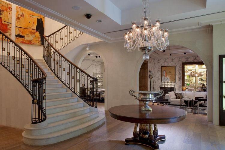 casa palacio mansion interior