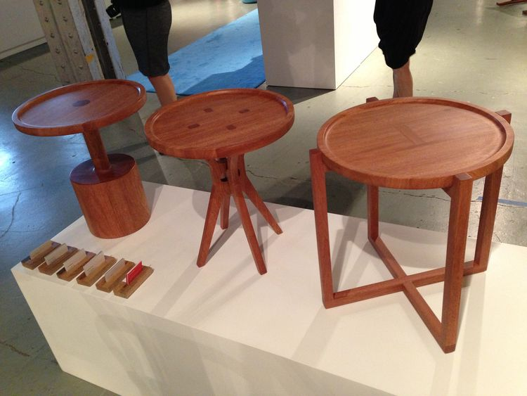 boton side tables