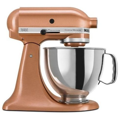 KitchenAid Professional 620 6-Quart Bowl-Lift Stand Mixer in Satin Copper finish