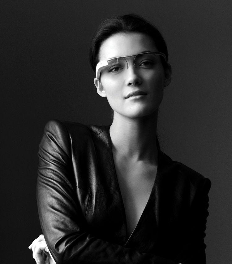 Isabelle Olsson Google glass