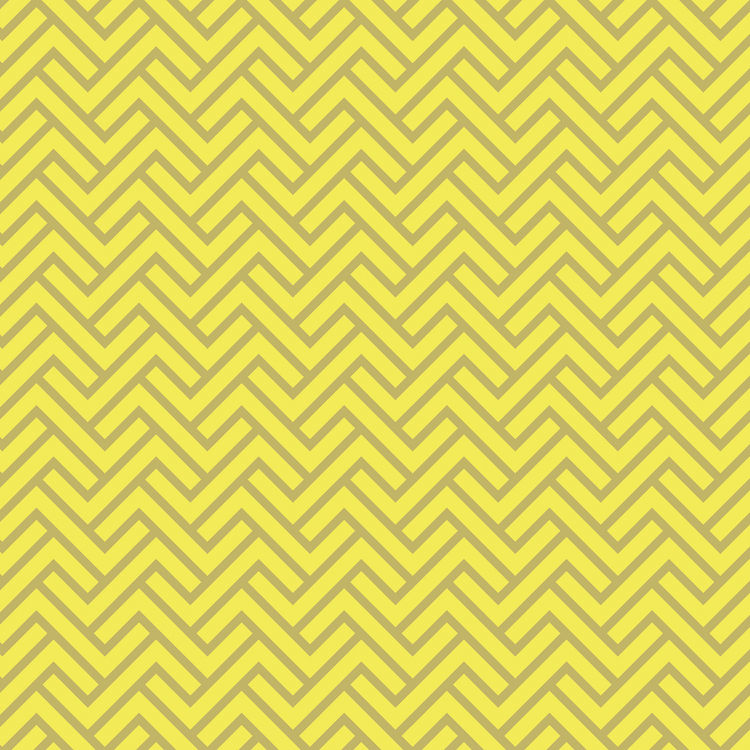 Turnkey Chevron by Andi Kubacki for Detroit Wallpaper Co.