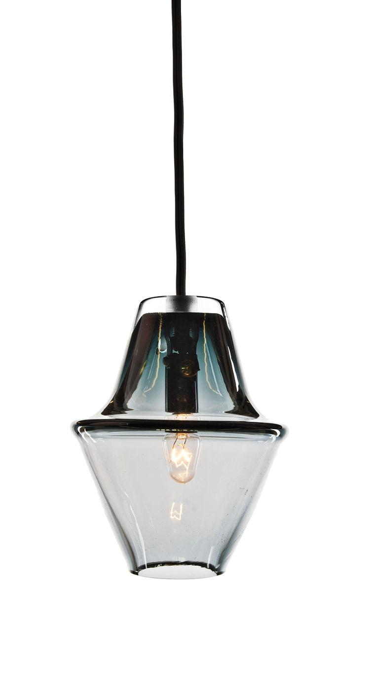 Cumberland lamp in Smoke Gray by Studio Dunn