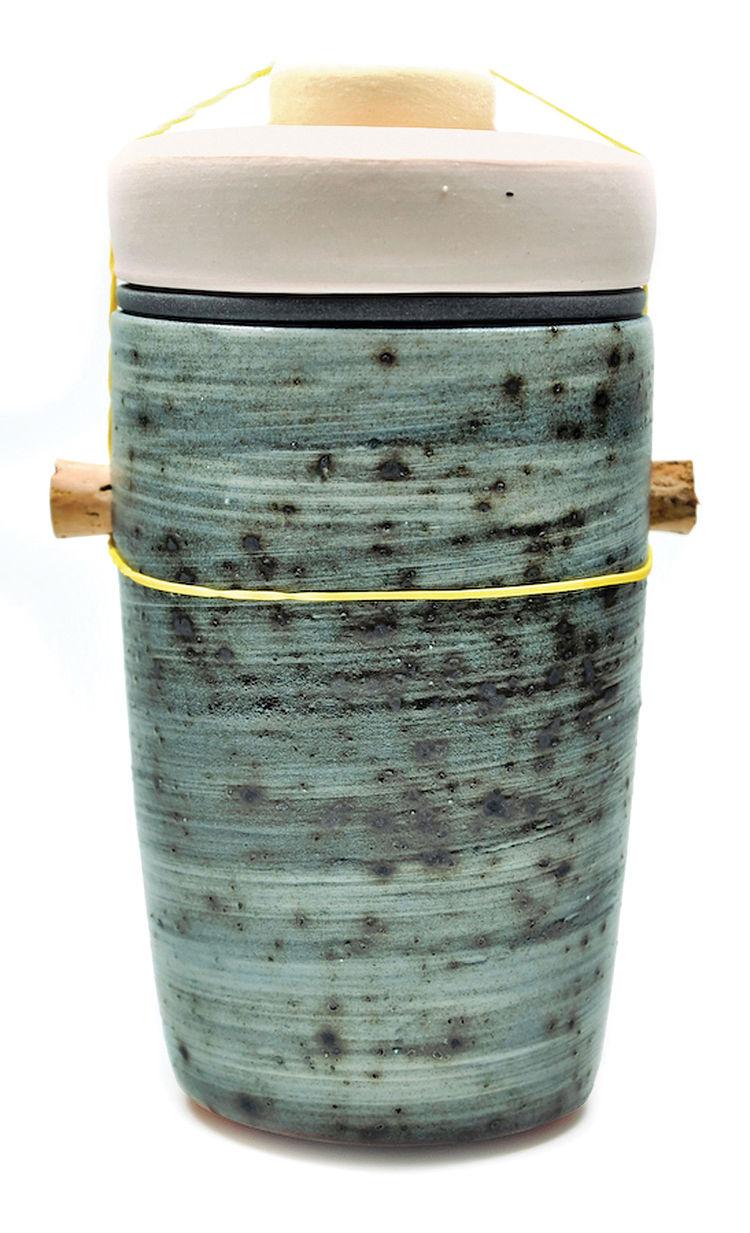 Large jar by Ben Fiess