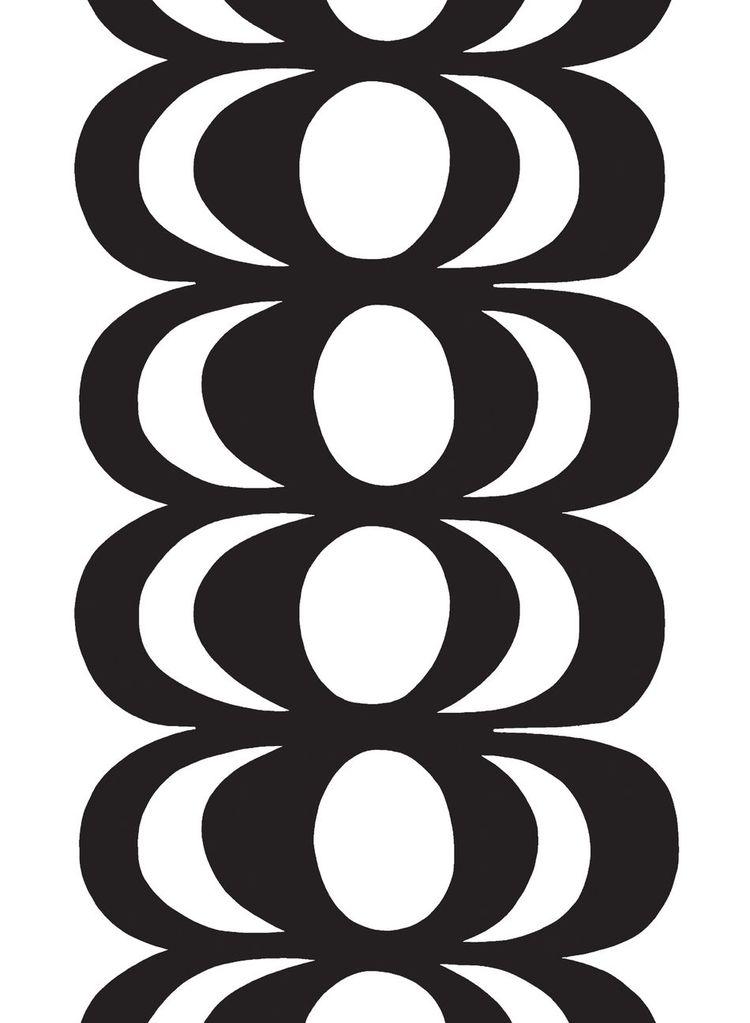 Kaivo textile design by Maija Isola for Marimekko