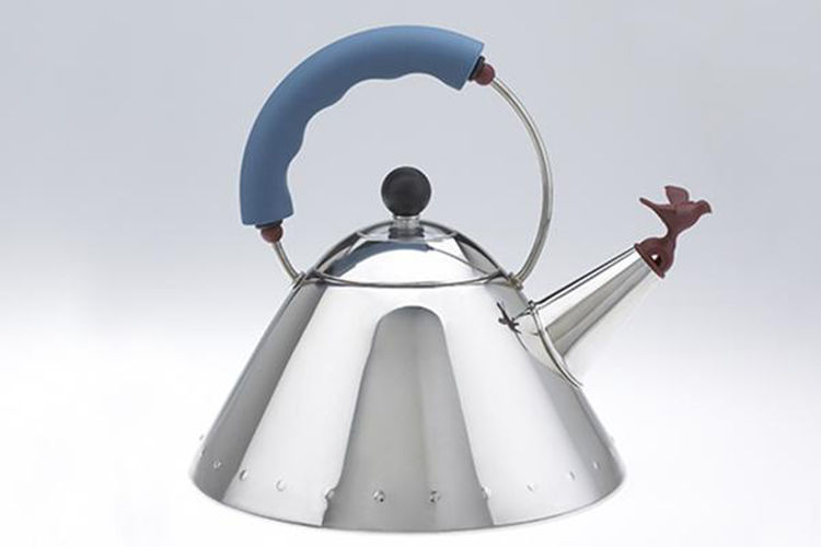 Whistling Bird teakettle by MIchael Graves for Alessi