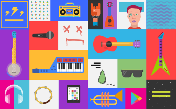 Google Play Music by Zachary Gibson