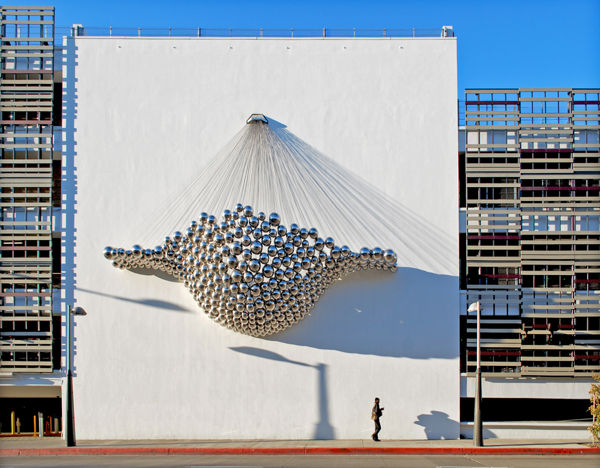 Santa Monica Public Parking Structure by Brooks + Scarpa