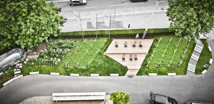 garden urban vienna hotel daniel