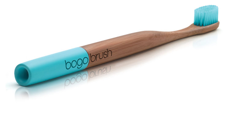 Bogobrush in blue