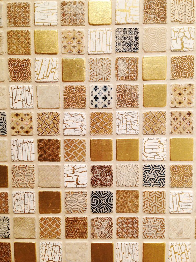Ancient Stone Mosaics by Porcelanosa