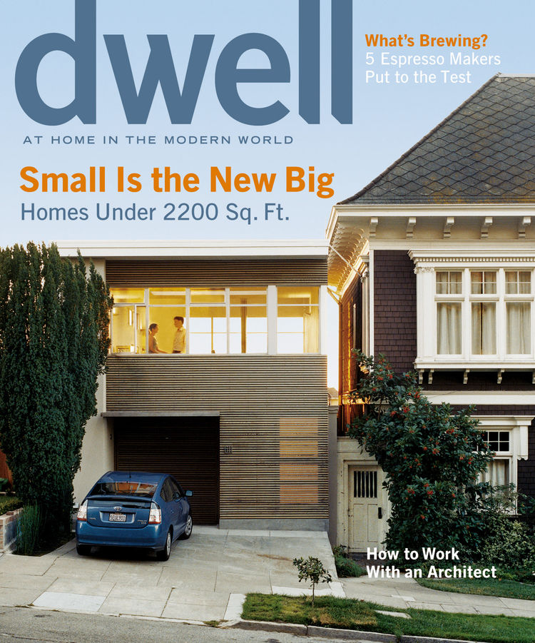 January/February 2005 issue of Dwell