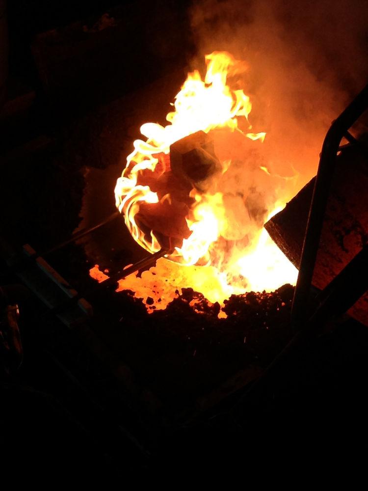 fire metal process factory bocci bocci 19