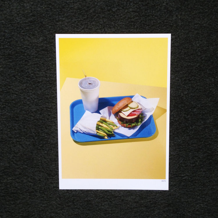 Photo promo of a lunch tray by photographer Dwight Eschliman