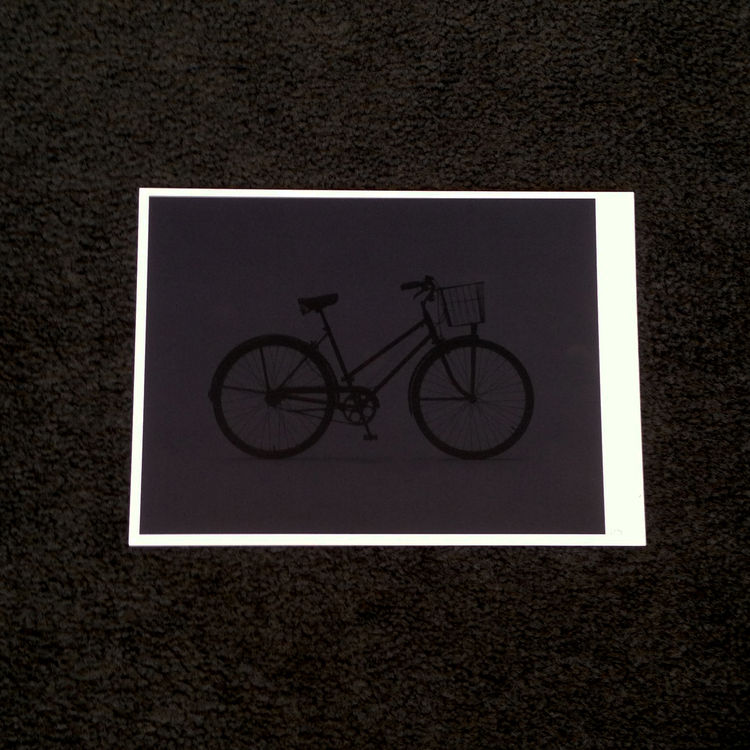 Photo promo of a bike by photographer Dwight Eschliman