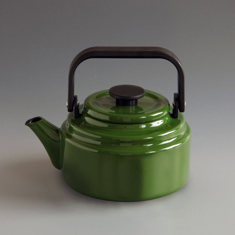 Japanese green tea kettle