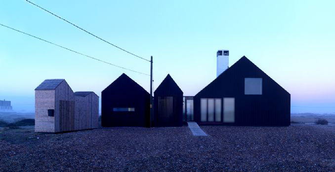 Shingle house, rent architecture