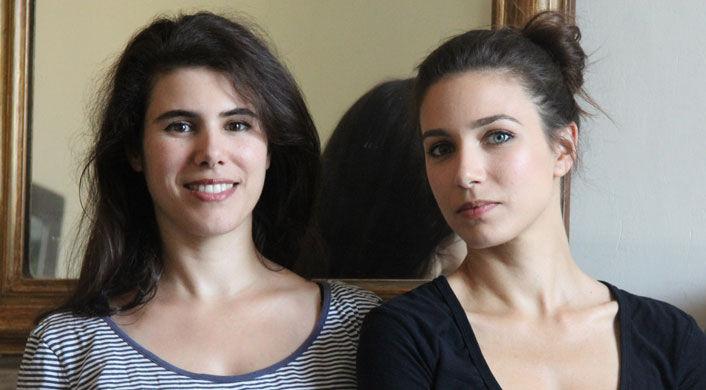 Gwendolyn and Guillane Kerschbaumer of Atelier Areti