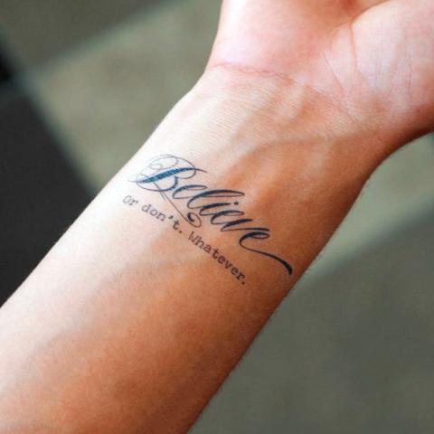 Inklings Temporary Tattoos