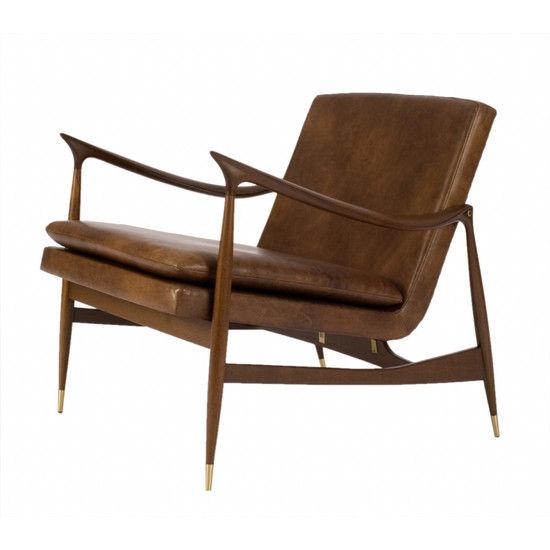 Dinamarquesa chair by Jorge Zalszupin